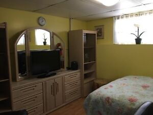 2 furnished bedrooms for rent