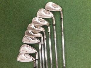 King Cobra SS Iron Set #3-P Steel Regular Mens Right