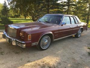 1980 Chrysler New Yorker