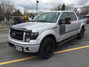 2013 Ford F-150 FX4 4X4 TOIT PANORAMIQUE CUIR MAGS ET PLUS