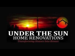 CUSTOM, AFFORDABLE HOME RENOVATIONS