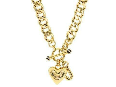 juicy couture charm necklace ebay