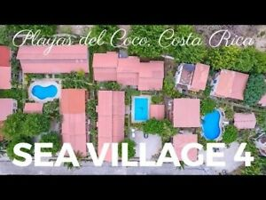 Costa Rica Condo Rental-Playas Del Coco-Walk to Beach
