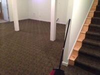 Carpet, Laminate, Linoleum, Vinyls repairs and installs