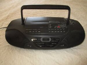 Sanyo CD/DVD/Radio Player