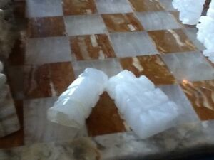 Games:Chess-onyx, wood, glass, 10 in 1 games Kitchener / Waterloo Kitchener Area image 2