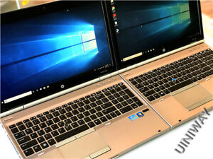 UNIWAY Winnipeg HP Computer Laptop Core 2 i3 i5 i7 From $159