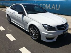 Mercedes c63 AMG West Pennant Hills The Hills District Preview