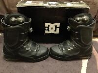DC Judge Boa air liner snowboarding boots UK size 10.