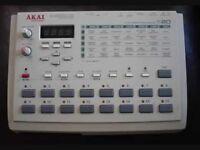 Akai vintage s20 multi sample/multi timbral real time performance system