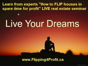 Make Money Flipping Houses In Your Spare Time in St. Catharines