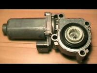 BMW X3 & X5 Transfer Case Actuator gear replacement