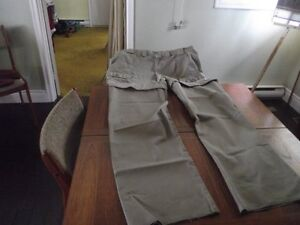 TILLEY ENDURABLES PANTS SIZE 42+... REDUCED FROM $70.00