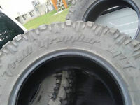 """4 NITTO TRAIL GRAPPLERS M/T M+S 285/75/17 (34"""")"""