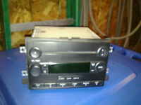 Original 2006 Ford F-150  truck cd player