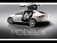 Tesla Model X Pre-order