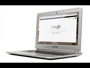 Samsung Laptop Chromebook BARELY USED!