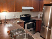 $1525-2BR+2.5 BATH MISSISSAUGA TOWNHOME FOR RENT-NEAR GO STATION
