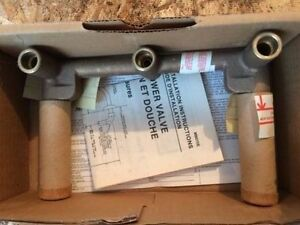 New in Box, Moen Two Handle Tub and Shower Valve Edmonton Edmonton Area image 1