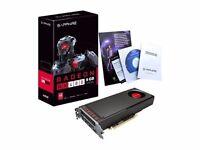 amd rx480 8GB graphics card Saphire