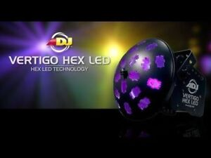 ADJ Vertigo HEX LED RGBCAW LED Technology - SPRING SALE!!!