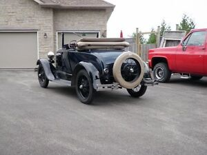 ford model a cabriolet