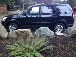 2003 Honda CR-V SUV, Crossover VERY LOW KM