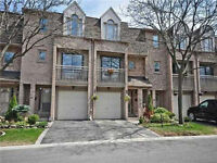 Executive 3 brm Townhouse Rathburn and Tomken in Mississauga