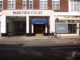 Huge Double Room Fulham all bills inc