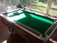 7ft pub pool table