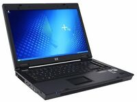 LAPTOP - HP 6710B, INTEL CORE 2, 2 2.4GHz 2GB 160GB WIN7