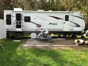 Travel Trailer for sale 2012 Forest River Puma Palomino 26RLSS