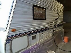 Spray Foam Under Your RV or Camper