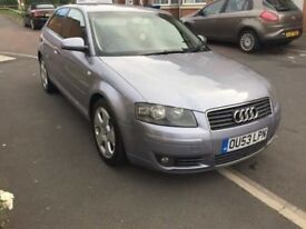 FOR SALE OR SWAP AUDI A3 2.0