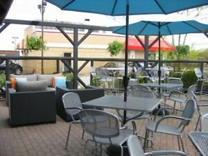 Hospitality Outdoor Furniture