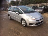 2007 [57] CITROEN GRAND PICASSO 7 SEATER DIESEL NEW MOT