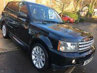 Range Rover SPORT 3.6 TDV 8 - 1 OWNER+Full MAIN DEALER History+New NO Advisory MOT+1 YEARS Warranty