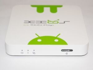 XIOS Android Media Box. Needs to be reprogrammed.