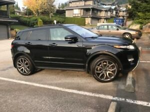 2012 Land Rover Range Rover Evoque Dynamic SUV, Crossover