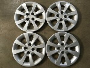 Set of Kia 15 inch wheel covers