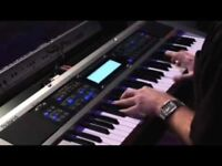 Keyboard player WANTED for payed CONCERT