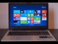 Asus Ultrabook gaming laptop. 3rd Gen Intel i5 with 2gb Video