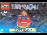 Lego dimensions Supergirl for sale or swap Brand new and sealed
