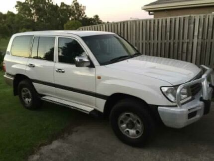 Toyota Landcruiser V8 Maudsland Gold Coast West Preview