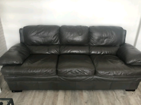 Leather sofa for Sale in Liverpool, Merseyside | Sofas