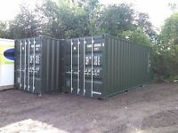 Secure self storage 20ft x 8ft Containers available