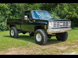 Wanted: 1976-1981 chevy k20 or k30