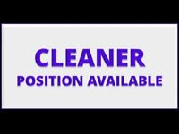 CLEANER WANTED - YALETOWN