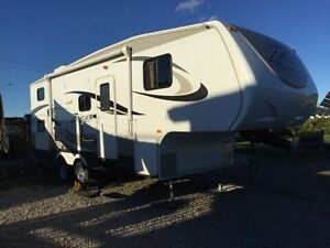 2015 fifth wheel with extended warranty