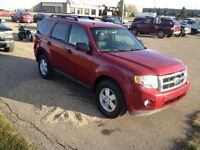 2010 Ford Escape XLT 102000 km Leather